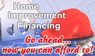 Home improvement financing available with easy payment optons!